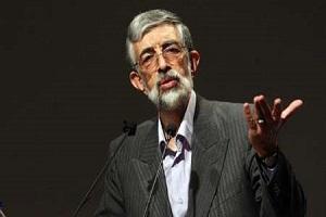 واکنش حداد عادل به رضا پهلوی درباره توافق ایران درمورد دریای خزر