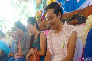 کار عجیب مرد تایلندی در روز مادر
