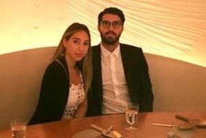 عروسی کریم انصاری فرد یکبار در یونان و یکبار در ایران برگزار می شود!