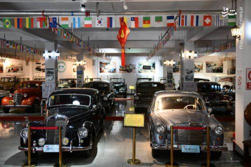 بزرگ ترین موزه اتومبیل
