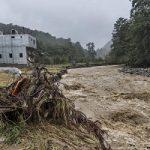 تصاویری از خسارت سیل شدید در تالش