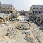 ساخت صحن حضرت زهرا(ع) در حرم امیرالمومنین