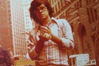 محمدرضا عارف در آمریکا