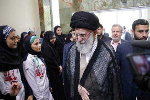 مدال آوران ایران