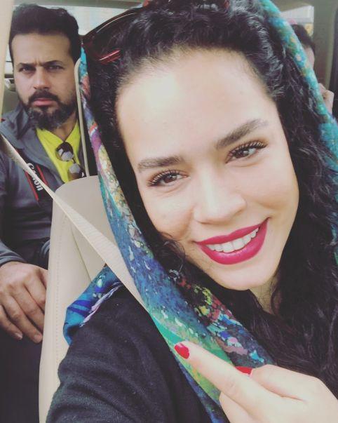 ملیکا شریفی نیا بازیگر ایرانی