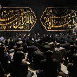 مراسم عزاداری شب تاسوعا در هئیت علی پروین