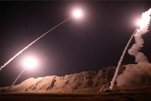 به هلاکت رسیدن فرمانده ارشد داعش در انتقام موشکی سپاه