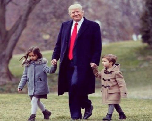 تبریک تولد ترامپ