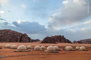 تجربه سفر به مریخ برای گردشگران اردنی