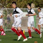تمرین تیم ملی فوتبال ایران قبل از بازی با بولیوی