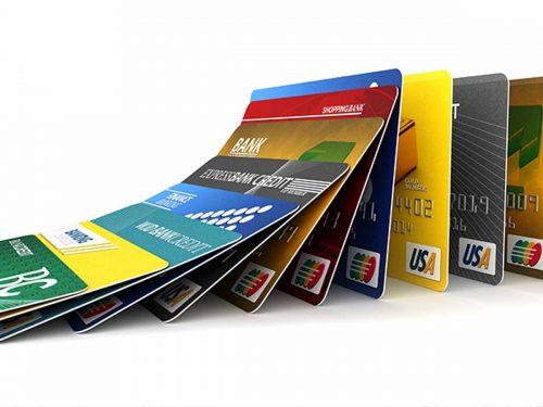 توزیع کارت اعتباری