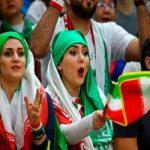 شوخی کامبیز درباز با حضور زنان در استادیوم آزادی
