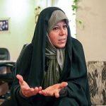 فائزه هاشمی رفسنجانی : در ملاقاتهای پدر فالگوش میایستادیم!