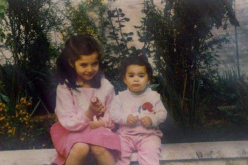 خاطرات مهراوه شریفی نیا از دوران کودکی و نوجوانی اش