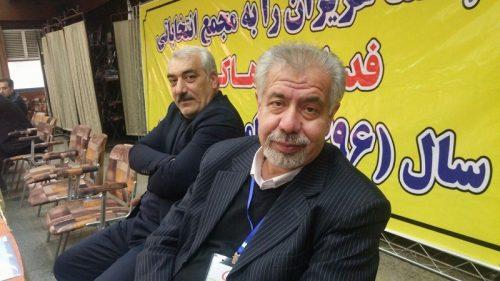 درگذشت بهرام شفیع ، علت فوت مجری باسابقه برنامه ورزش و مردم
