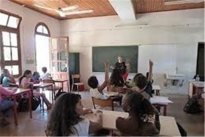 رسوایی برای خانم معلم جوان هوس باز
