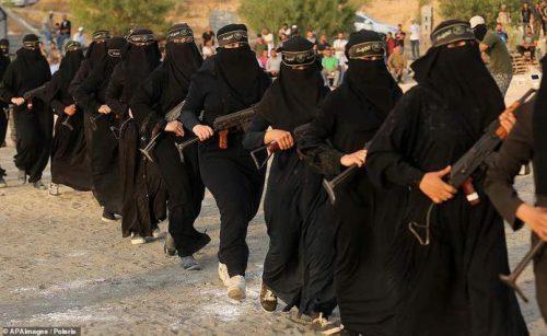 رژه زنان