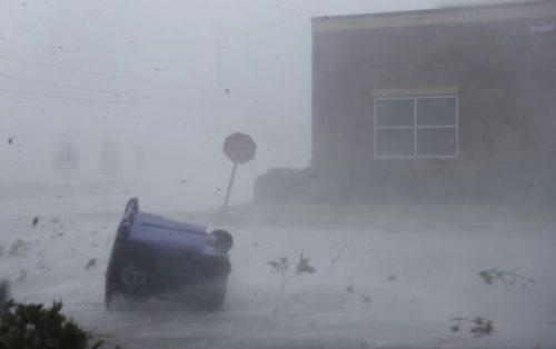 طوفان شدید