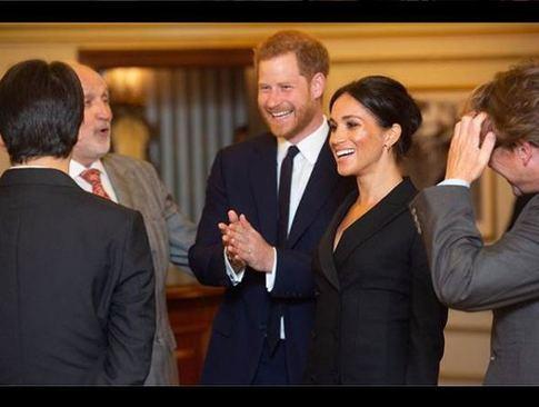عروس خانواده سلطنتی