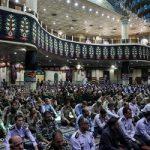 تصاویری از مراسم بزرگداشت شهدای حادثه تروریستی اهواز