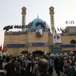 مراسم بزرگداشت مرحوم بهرام شفیع با حضور چهره ها