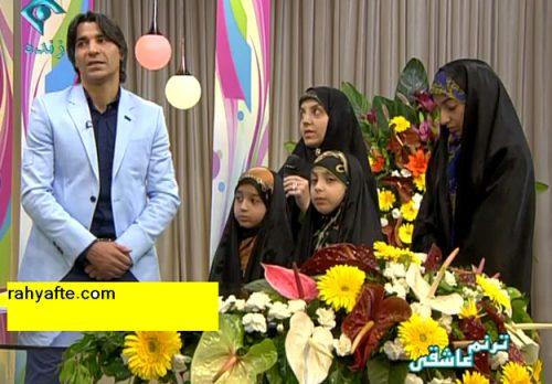 وحید شمسایی بازیکن فوتسال