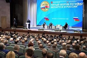 تصاویری از سفر رئیس جمهور روسیه به بلاروس