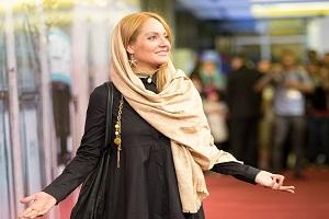 توئیت مهناز افشار : تحت هر شرایطی در ایران میمانم