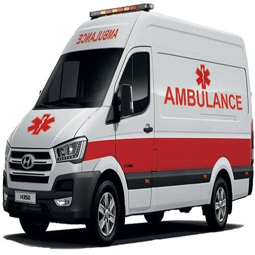 آمبولانس های تقلبی برای معطل نشدن در ترافیک
