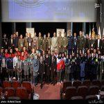 تصاویری از اختتامیه اولین دوره مسابقات تیر وکمان ارتش های جهان