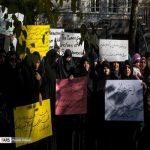 تجمع فرهنگیان در تهران برای حمایت از مردم یمن