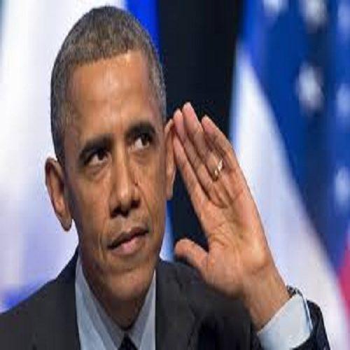 رقص جالب اوباما در مراسم معرفی کتاب همسرش