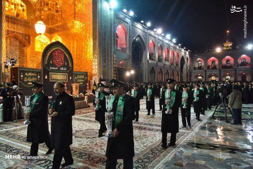 شب شهادت امام رضا