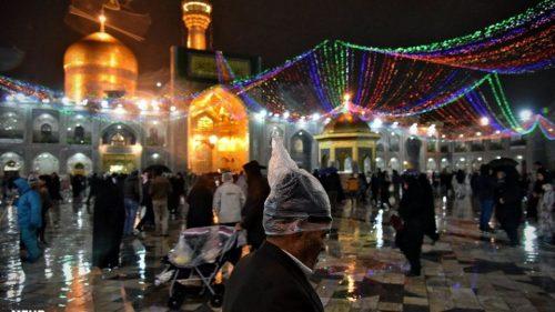 شب میلاد پیامبر اکرم