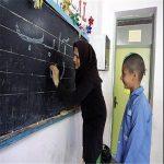 تصویری از مانتوی معلم خلاق روستای سلخ قشم