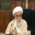 عکسی دیدنی از آیت الله احمد جنتی با لباسی متفاوت