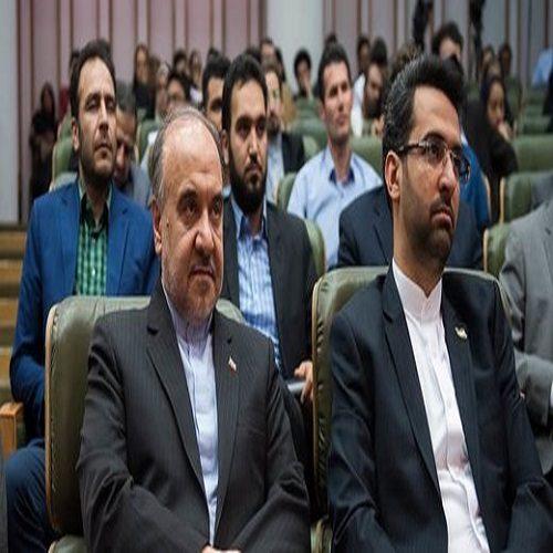 حضور وزیر ورزش و جوانان و وزیر ارتباطات در اردوی پرسپولیس