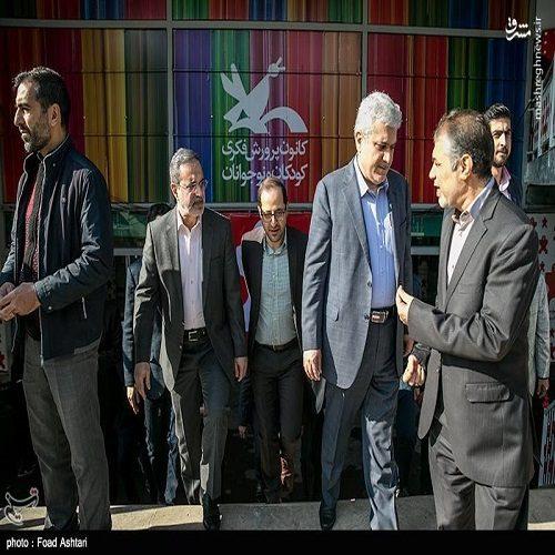 مراسم افتتاح جشنواره ملی اسباب بازی در کانون پرورش فکری