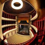اجرای کنسرت موسیقی در ترسناکترین تالار دنیا