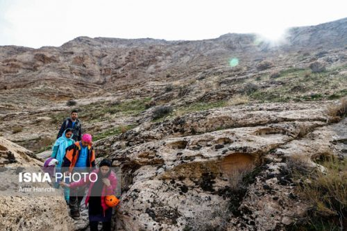 کوهنوردی زنان