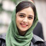 ترانه علیدوستی بازیگر سینما با دخترش حنا
