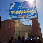تصاویری تلخ از آتش سوزی در مدرسه غیردولتی در اهواز