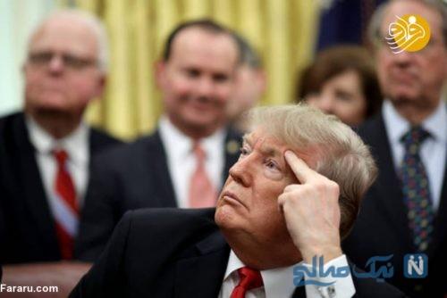 اداهای ترامپ