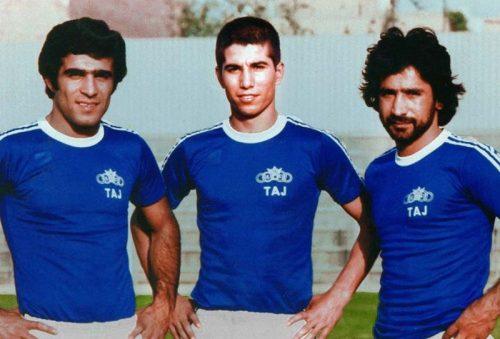 اولین گلزن ایران