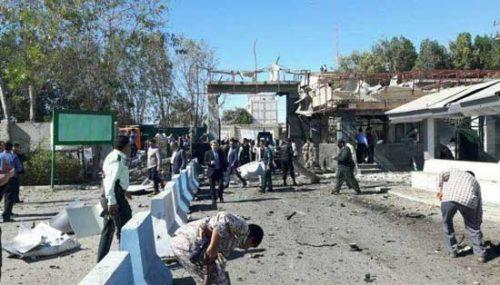 حمله تروریستی چابهار