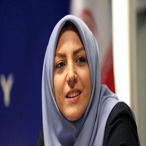 واکنش المیرا شریفی مقدم گوینده خبر به کاهش قیمت دلار و قیمت کالا ها