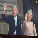 تصاویری جالب و دیدنی از جشن تولد ۸۵ سالگی امپراتور ژاپن