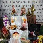 تصاویری زیبا و دیدنی از جشن شب یلدایی عروس