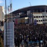 تجمع دانشجویان علوم و تحقیقات تهران در اعتراض به سانحه واژگونی اتوبوس