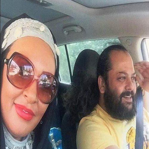 علت درگذشت پیام صابری همسر زیبا بروفه